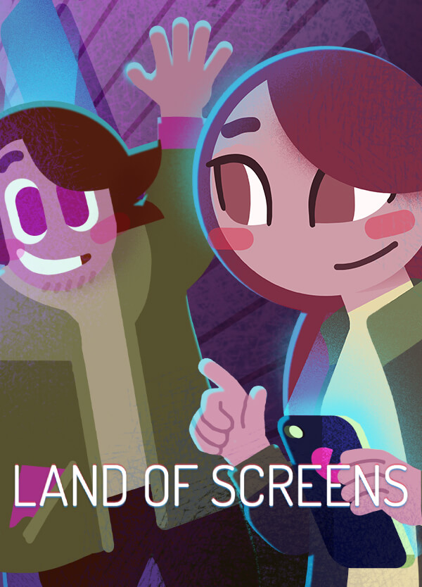 Land of Screens cover art