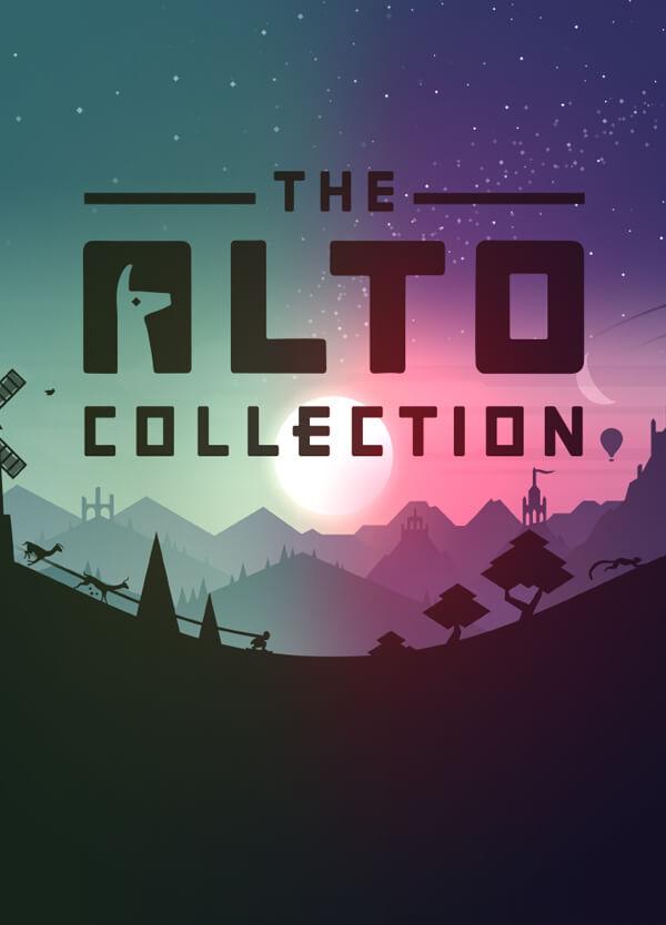 The Alto Collection cover art